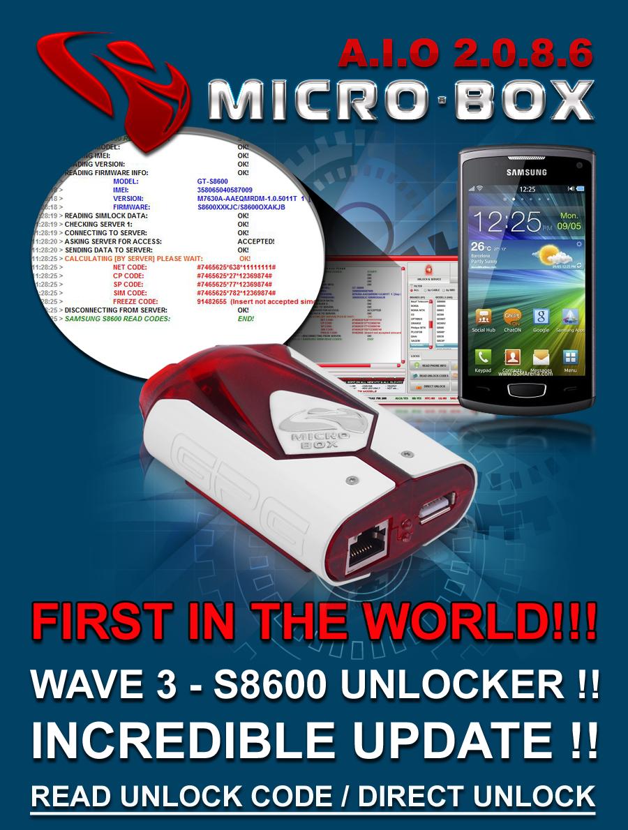 7 May 2012 Micro-Box AIO V2.0.9.3 SAMSUNG UPDATE: GALAXY NEXUS / I9250 FULL SUPPORT